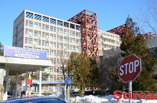 Spitalul de Urgenţă Slobozia – ANUNŢ IMPORTANT pentru cetăţeni!