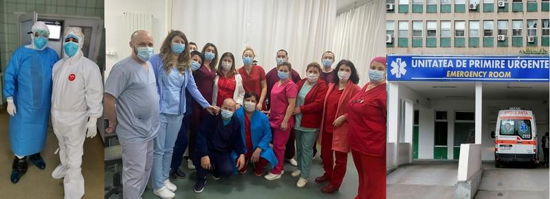 INTERVIU. Despre lupta cu coronavirusul, despre frica, stresul cadrelor medicale din UPU