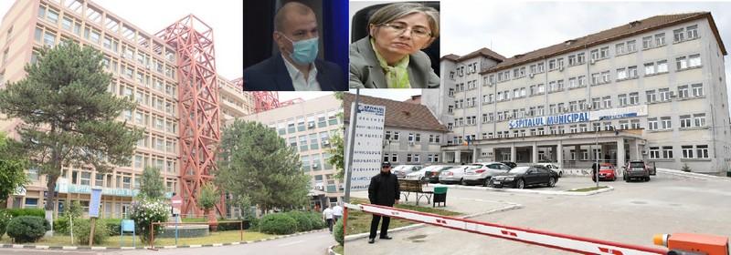 """Spitalele din Slobozia şi Feteşti sunt active """"pe toate fronturile"""""""