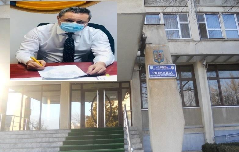 Primăria municipiului Slobozia – buget de peste 135 milioane de lei pentru anul 2021